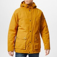Barbour International Mens Ridge Jacket - Yellow - L - Yellow