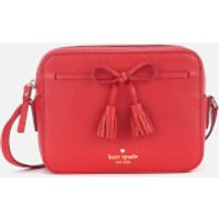 Kate Spade New York Women's Hayes Street Arla Bag - Royal Red