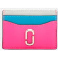 Marc Jacobs Snapshot Card Case - Bright Pink Multi
