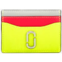 Marc Jacobs Snapshot Card Case - Bright Yellow Multi