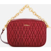 Furla Womens Furla Cometa Mini Cross Body Bag - Red