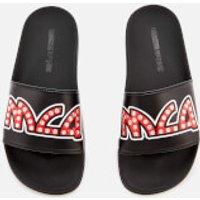 mcq-alexander-mcqueen-womens-chrissie-slide-sandals-blacksilver-studs-uk-4-black