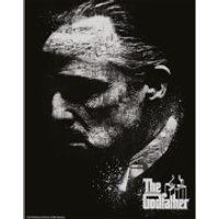 The Godfather Limited Edition Art Print - Black - The Godfather Gifts