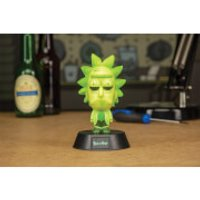 Rick and Morty Toxic Rick Icon Light - Gadgets Gifts