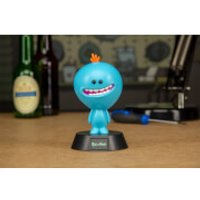 Rick and Morty Mr Meeseeks Icon Light - Gadgets Gifts