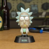 Rick and Morty Rick Icon Light - Gadgets Gifts