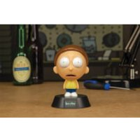 Rick and Morty Morty Icon Light - Gadgets Gifts