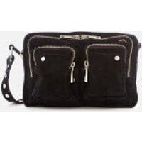 shop for Núnoo Women's Ellie New Suede Bag - Black at Shopo