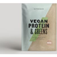 Vegane Proteine & Greens (Probe) - 30g - Coconut and Lime