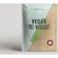 Vegan Pre-Workout (Sample) - 14.5g - Tangy Orange