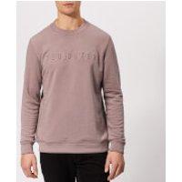 Ted Baker Men's Bizare Logo Sweatshirt - Pink - 5/XL - Pink