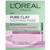 L'Oreal Paris Pure Clay Soothing Face Mask 50ml