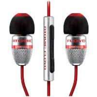 Atomic Floyd SuperDarts Earphones with In-Line Controls and Soundproofing - Earphones Gifts