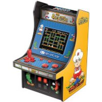 DreamGear Retro Arcade 6 Inch Burgertime Micro Player - Video Games Gifts