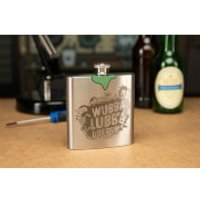 Rick and Morty Rick's Hip Flask - Hip Flask Gifts