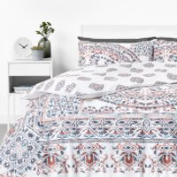 in homeware Duvet Set - Blush Mandala - Single