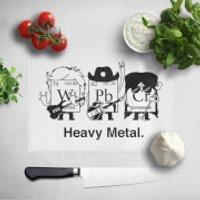 Heavy Metal Chopping Board - Heavy Metal Gifts