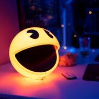Pac-Man Sound Chip Lamp