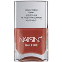 nails inc. Nailpure Fashion Fix - Model Behaviour