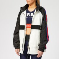 P.E Nation Women's Block Out Jacket - White/Black - XS - White