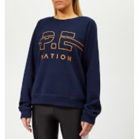 P.E Nation Women's Swingman Sweatshirt - Navy - S - Navy