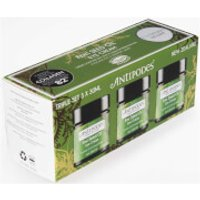 Antipodes Exclusive Triple Pack - Kiwi Seed Oil Eye Cream (3 x 30ml) (Worth PS95.97)