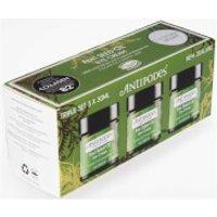Antipodes Exclusive Triple Pack - Kiwi Seed Oil Eye Cream (3 x 30ml) (Worth PS95.97)