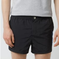 KENZO Men's Logo Swim Shorts - Black - S - Black