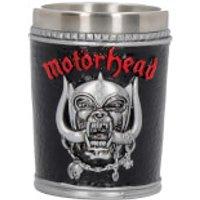 Motorhead 'War Pig' Shot Glass - Motorhead Gifts