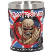 Iron Maiden 'The Trooper' Shot Glass - Iron Maiden Gifts