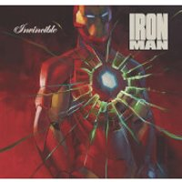50 Cent - Get Rich or Die Tryin' (Marvel Hip-Hop Cover Variant - Invincible Iron Man) - Deluxe Edition 2xLP