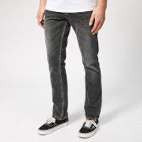 Nudie Jeans Men's Grim Tim Slim Jeans - Shimmering Grey - W34/L32 - Grey