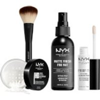 NYX Professional Makeup Ultimate Finish Setting Kit (Worth PS36.00)