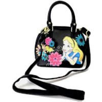 Loungefly Disney Alice in Wonderland Curiouser Mini Dome Bag - Bag Gifts