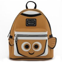 Loungefly Disney Finding Nemo Face Mini Backpack