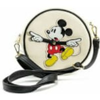 Loungefly Disney Mickey Mouse Mickey Clock Arms Cross Body Bag - Bag Gifts