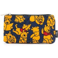 Loungefly Disney Winnie the Pooh Aop Zippered Pouch - Winnie The Pooh Gifts