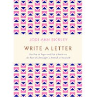 Write a Letter by Jodie Bickley (Paperback) - Books Gifts