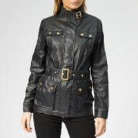Barbour International Women's Bearings Casual Jacket - Black Tonal - UK 14