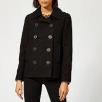 A.P.C. Womens Swinging Jacket - Black - FR 38/UK 10 - Black
