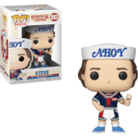 Stranger Things Steve with Hat and Ice Cream Pop! Vinyl Figure - Hat Gifts