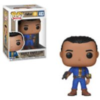 Fallout 76 - Vault Dweller (Male) Games Pop! Vinyl Figure - Games Gifts