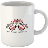 Meet Me Underneath The Mistletoe Mug - Mistletoe Gifts