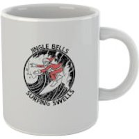 Jungle Bells, Surfing Swells Mug - Jungle Gifts