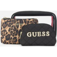 Guess Famous All-in-one Wash Bag - Black
