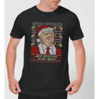 Make Christmas Great Again Men's Christmas T-Shirt - Black - XL - Black