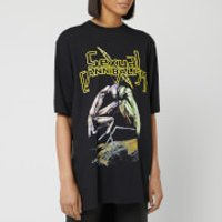 Christopher Kane Women's Sexual Cannibalism T-Shirt - Black - M - Black