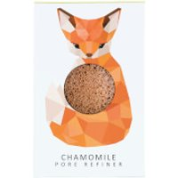 The Konjac Sponge Company Woodland Fox Pure Konjac Mini Pore Refiner - Chamomile 12g