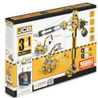 Engino JCB Tall Crane Motorized - Jcb Gifts