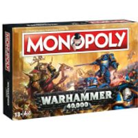 Monopoly - Warhammer 40,000 Edition - Warhammer Gifts